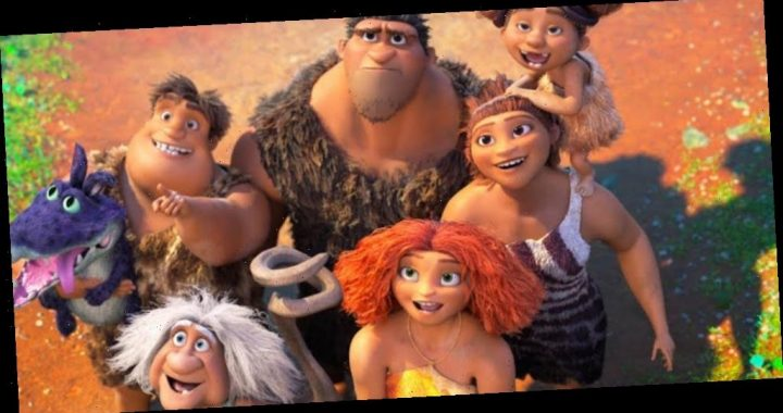 'Croods 2′ Leads the Thanksgiving Box Office – Ticket Sales Revealed!