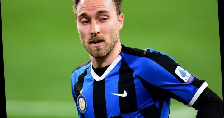 Christian Eriksen puts Premier League clubs on red alert as he admits Inter Milan 'isn't what I dreamed of'