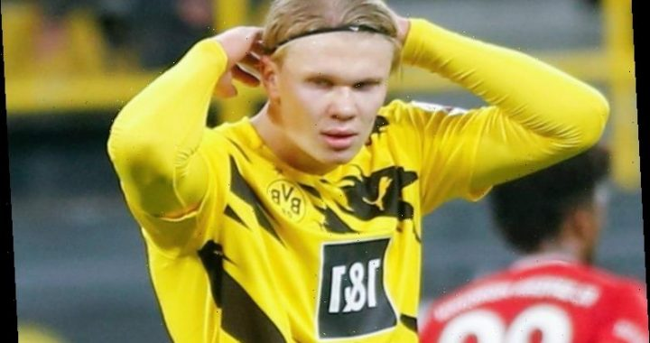 Former Barcelona director claims club rejected chance to sign Erling Haaland because he 'wasn't a Barca player'