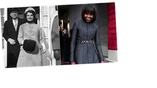 13 Smart, Stylish Inauguration Day Outfits From US First Ladies