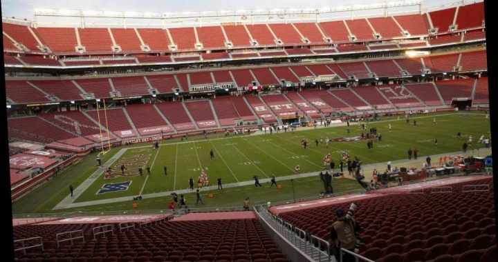 San Francisco 49ers Can't Play Further Home Games at Their Stadium Due to Local COVID Restrictions