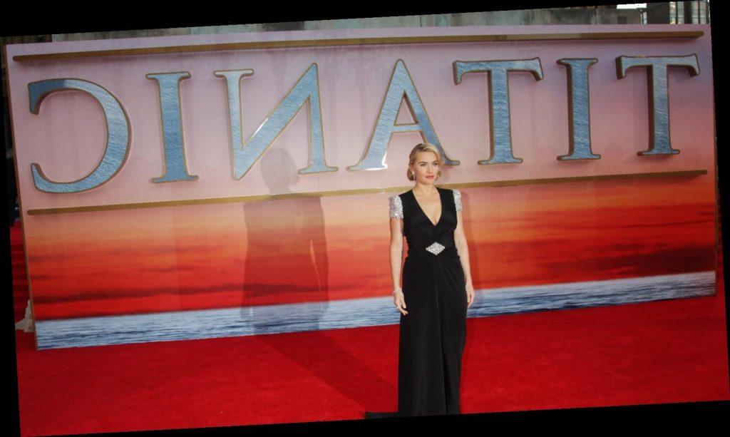 Kate Winslet reveals the Titanic scene that still haunts