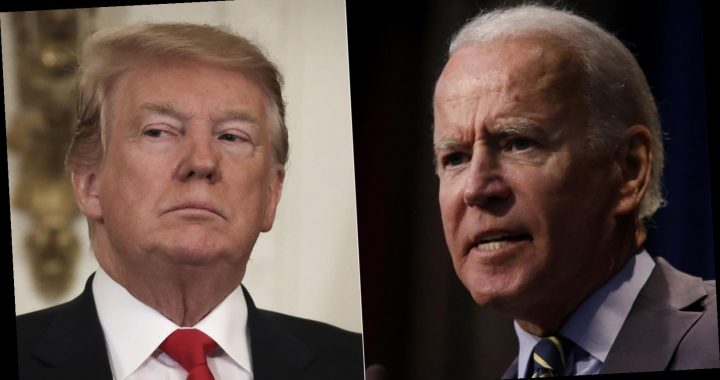 Here's what Biden has to say about Trump's refusal to concede