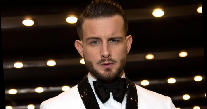 Nico Tortorella Looks So Suave While Presenting at International Emmy Awards with Kelsey Asbille