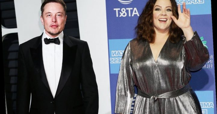 Melissa McCarthy Left Terrified After AI Talk With Elon Musk