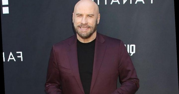 John Travolta Grateful for Fans' Love and Support on First Thanksgiving After Wife's Death
