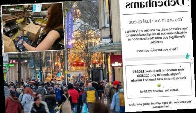 SARAH VINE: High Street bloodbath won't stop us shopping till we drop