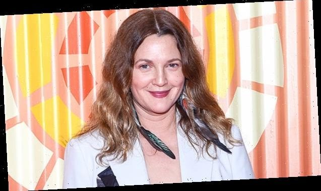 Drew Barrymore, 45, Jokes About Weight Gain As She Reveals She Needs 'Extender' On Her Skirt