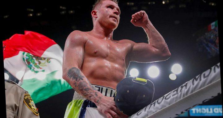 Canelo Alvarez vs Callum Smith: UK start time, live stream, TV channel and full undercard for massive world title fight
