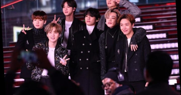 Here Are Some of 'Good Boy' V's, Best Lines in Group BTS Songs
