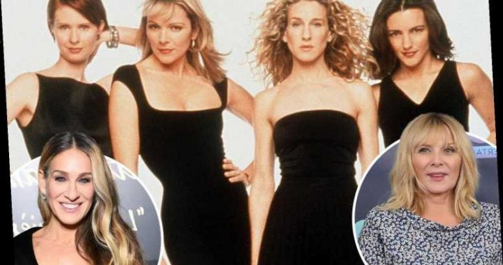 Sex and the City to 'return' for 'reboot' with original stars 'except' Kim Cattrall after Sarah Jessica Parker 'feud'