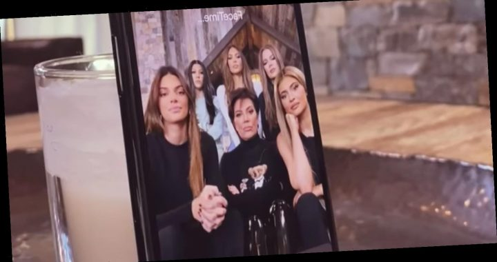 The Kardashian-Jenner Family Decided to Randomly FaceTime Their Famous Friends – Watch What Happened!
