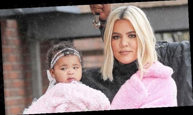 True Thompson, 2, Has A Blast Making Cookies With Khloe Kardashian As They Miss KarJenner Christmas