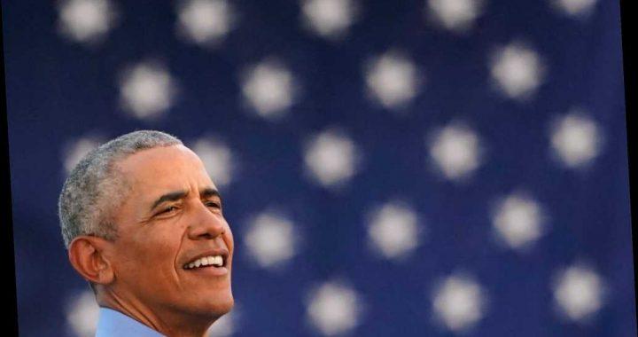 Former President Barack Obama takes dig at Knicks