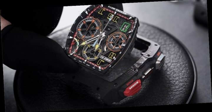 The RM 65-01 Is Richard Mille's Most Complex Timepiece