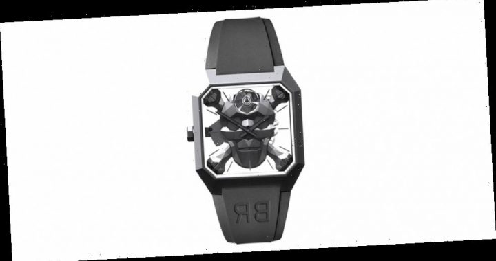 Bell & Ross Turns to Avant-Garde Haute Horlogerie With the BR 01 Cyber Skull