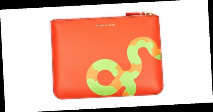 "COMME des GARÇONS Wallet's ""Ruby Eyes"" Collection Hides a Slithering Secret"