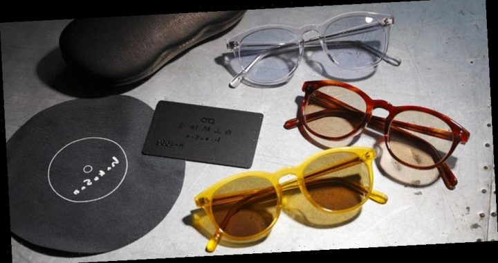 Hakusan Re-Issues MAYFAIR Eyewear After 40 Years