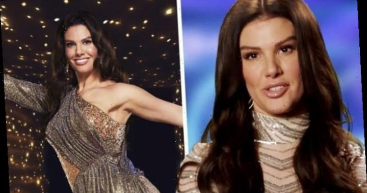 Dancing on Ice: Rebekah Vardy unveils her strategy to stay in the competition and win