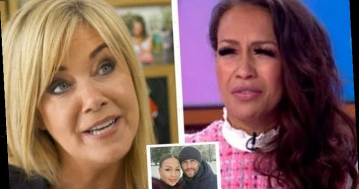 Lucy Alexander: BBC presenter reacts to X Factor star's 'awkward' engagement blunder