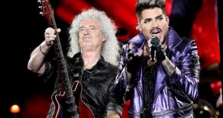 Brian May sends Queen bandmate Adam Lambert beautiful birthday message