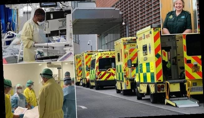 'You might NOT be able to get an ambulance', leading paramedic warns