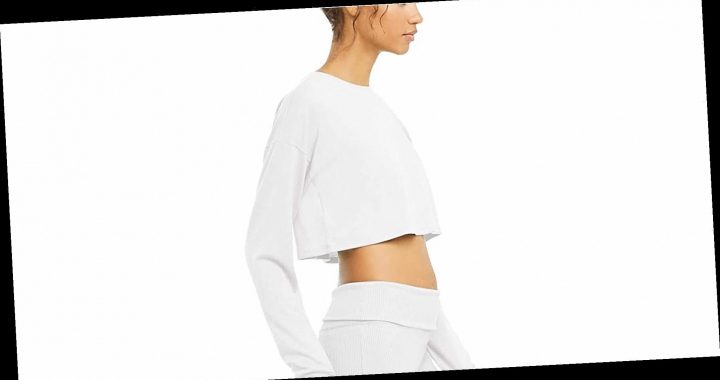 Find Out the Tiny Touch That Makes This Trendy Workout Top a Must-Have