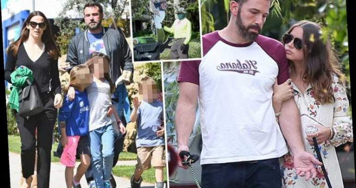 Can Ben Affleck sort out his troubled life following split from Bond girl Ana de Armas?