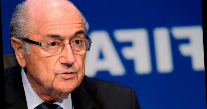 Former Fifa president Sepp Blatter, 84, rushed to hospital and is in serious but stable condition