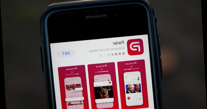 Apple joins Google in suspending Parler from App Store