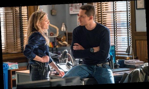 'Chicago P.D.' Boss Reveals Upton & Halstead's Relationship Is 'A Go' After Their Big Kiss
