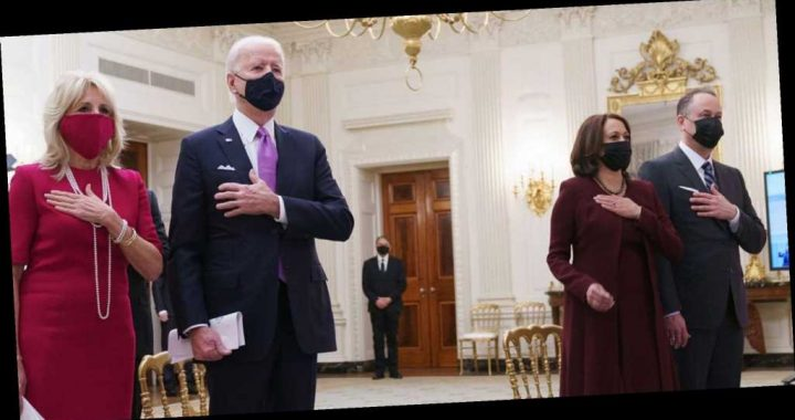 Dr. Jill Biden Wears Another American Designer on Her First Full Day