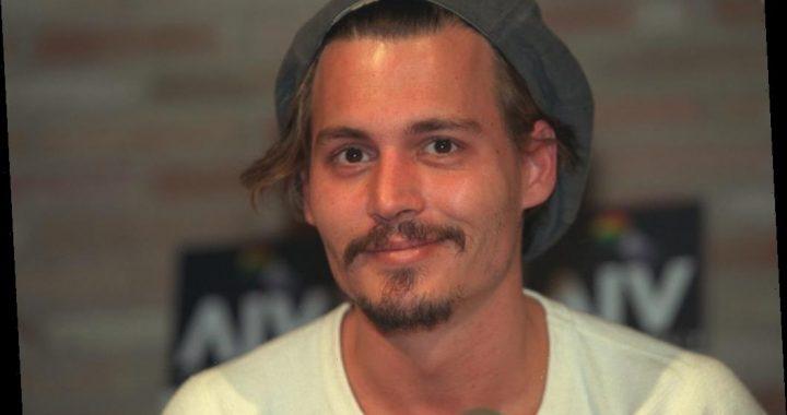 Johnny Depp Cried Reading the Script for This Tim Burton Film