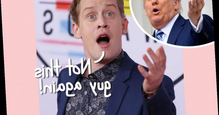Macaulay Culkin Is All For Donald Trump Being Digitally Removed From Home Alone 2!