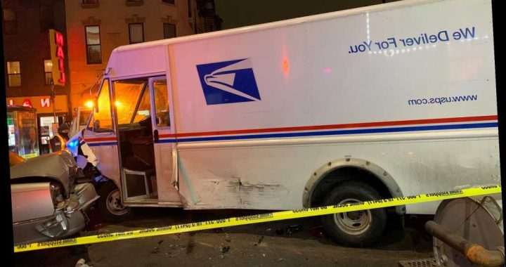 Police ID suspect in mail truck theft as 21-year-old homeless woman