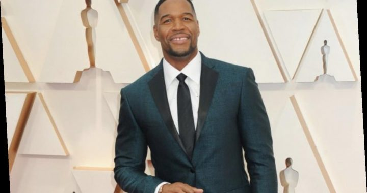 Report: Michael Strahan in Self-Quarantine After Testing Positive for COVID-19