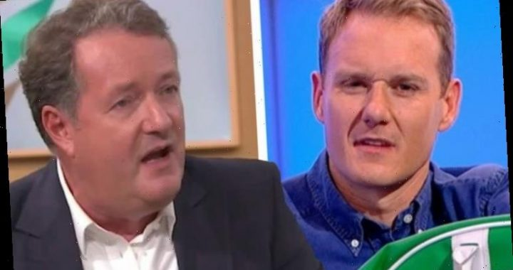 Piers Morgan 'very happy' to help BBC Breakfast's Dan Walker 'grow a pair' in cheeky offer