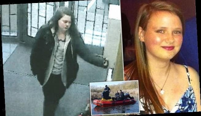 Police admit potential that Leah Croucher is dead 'has to increase'