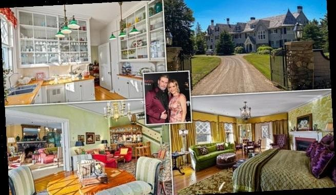 John Travolta puts his 20-bedroom Maine property on the market for $5M