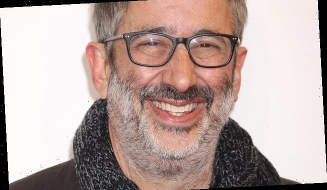 WHAT BOOK would author David Baddiel take to a desert island?