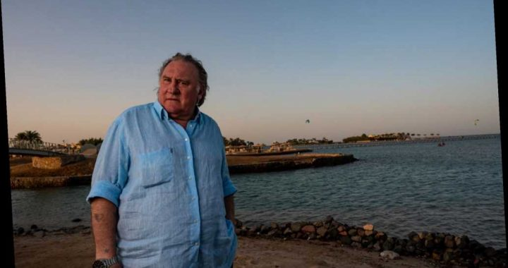 French actor Depardieu charged with rape in revived case
