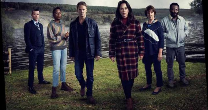 Who's in the cast of The Drowning on Channel 5?