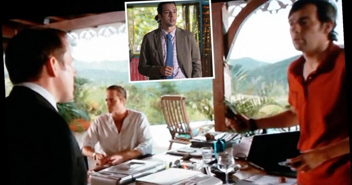 Death in Paradise's Ralf Little addresses fan theory he made 'undercover' cameo way before Neville Parker's arrival