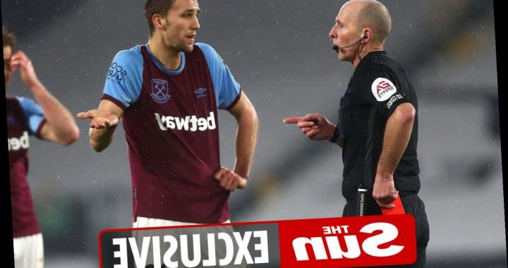 Mike Dean seems to have this image as being egotistical but I really like him and so do my fellow pros
