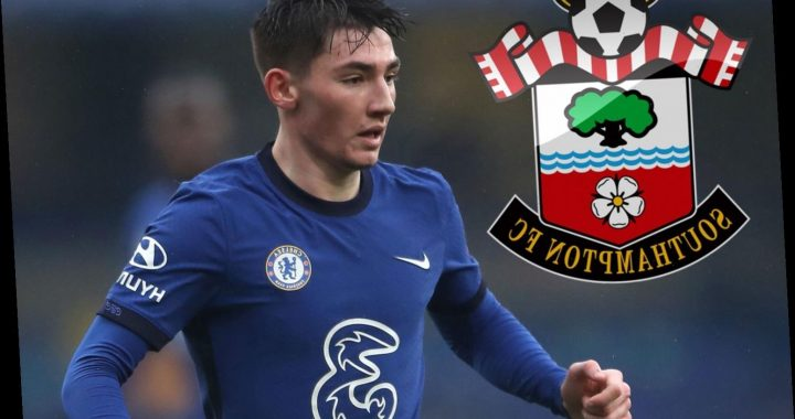 Chelsea teen Billy Gilmour in talks with Southampton over loan transfer after being left out of both Tuchel's squads