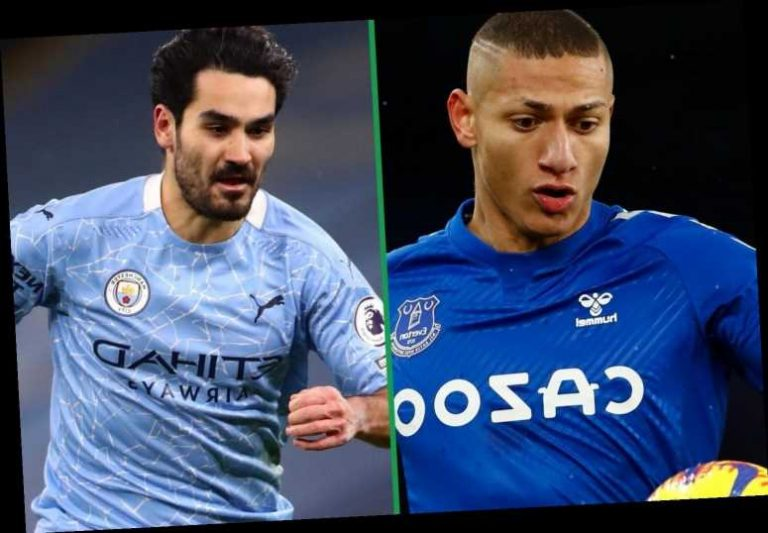 Is Everton vs Man City on TV? Channel, live stream free ...