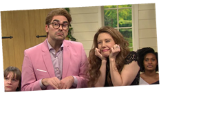 SNL Made Our Comedy Dreams Come True With This Dan Levy and Kate McKinnon Skit