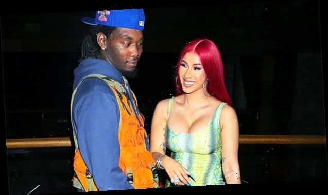 Cardi B's Daughter Kulture, 2, Hilariously Crashes Mom's Romantic V-Day Date With Offset