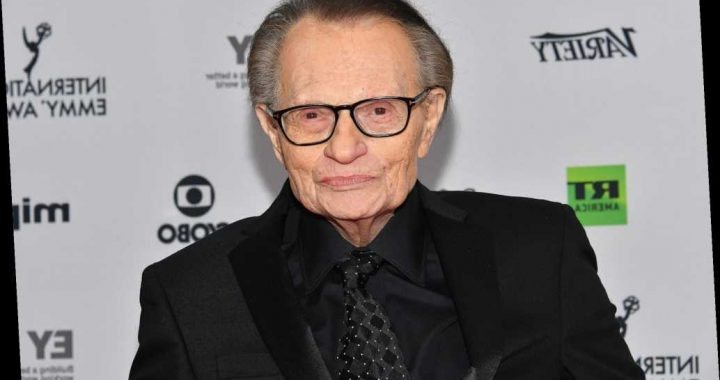 Larry King's Immediate Cause of Death and Underlying Conditions Revealed in Death Certificate
