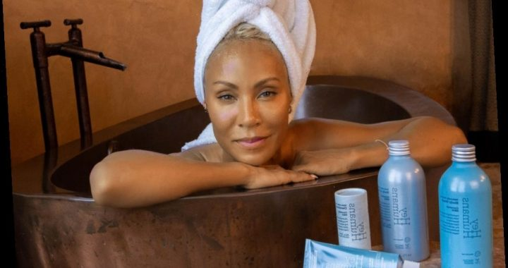 Jada Pinkett Smith's Sustainable Personal Care Line Exclusively Dropped at Target—& Everything's Under $6